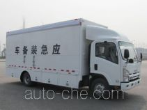 Shenglu SLT5100XZBF1 equipment transport vehicle