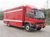 Shenglu SLT5150XDYF3 мобильная электростанция на базе автомобиля