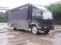 Shenglu SLT5160XZBF3 equipment transport vehicle