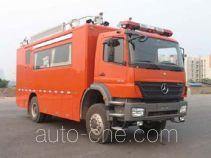 圣路牌SLT5160XZHEH1型通讯指挥车
