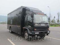 Shenglu SLT5163XZBF2S equipment transport vehicle