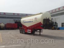 Liangyun SLY9380GFL medium density bulk powder transport trailer