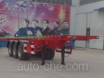 Liangyun SLY9380TJZE container transport trailer