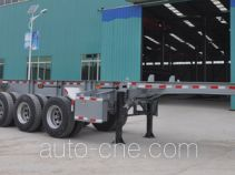 Liangyun SLY9382TJZ container transport trailer