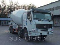 Hongchang Tianma SMG5317GJBZZN326L3 concrete mixer truck
