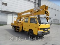 Shimei SMJ5050JGKX14 aerial work platform truck