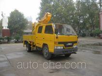 Shimei SMJ5050JGKX15 aerial work platform truck