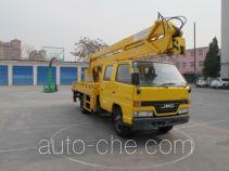 Shimei SMJ5063JGKX16 aerial work platform truck