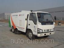 石煤牌SMJ5070TXCQ4型吸尘车