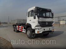 石煤牌SMJ5250ZXXZ4型车厢可卸式垃圾车