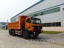 森源牌SMQ3250B38型自卸汽车