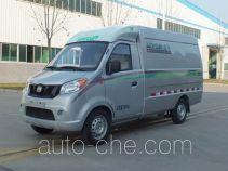 森源牌SMQ5020XXYBEV型纯电动厢式运输车