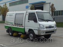 森源牌SMQ5030TSLBEV型纯电动扫路车