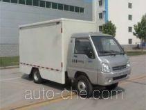 Senyuan (Henan) SMQ5030XXY box van truck