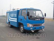 Van-style water tank truck