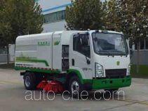 森源牌SMQ5070TSLBEV型纯电动扫路车