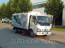 森源牌SMQ5070TXSQLE5型洗扫车