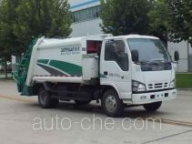 森源牌SMQ5070ZYSQLE5型压缩式垃圾车