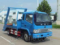 森源牌SMQ5083ZBS型摆臂式垃圾车