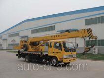 Senyuan (Henan) SMQ5083JQZ truck crane