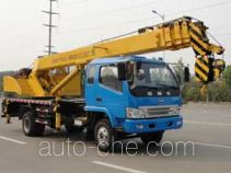 Senyuan (Henan) SMQ5102JQZ truck crane