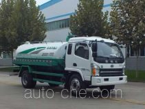 Biogas digester sewage suction truck
