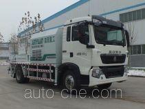 森源牌SMQ5150THB型车载式混凝土泵车