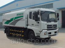Senyuan (Henan) SMQ5160ZDJDFE5 docking garbage compactor truck
