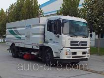森源牌SMQ5180TXSDFE5型洗扫车