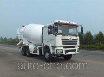 森源牌SMQ5250GJBS40型混凝土搅拌运输车