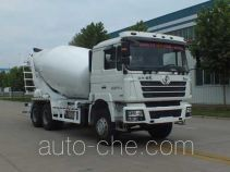 森源牌SMQ5250GJBSX43型混凝土搅拌运输车