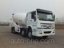 森源牌SMQ5310GJBZ38型混凝土搅拌运输车