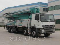 森源牌SMQ5380THB型混凝土泵车