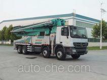 森源牌SMQ5381THB型混凝土泵车