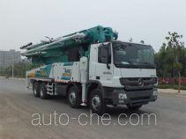 森源牌SMQ5410THB型混凝土泵车