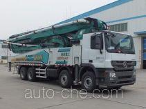 森源牌SMQ5440THB型混凝土泵车