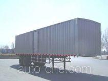 Xiongfeng SP9320XXY box body van trailer