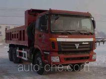 吉悦牌SPC3258BJ04型自卸汽车