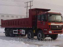 吉悦牌SPC3310BJ01型自卸汽车
