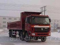 吉悦牌SPC3310BJ02型自卸汽车