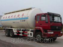 吉悦牌SPC5250GFL型粉粒物料运输车