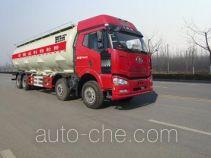 吉悦牌SPC5318GFL型低密度粉粒物料运输车