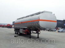 Qinhong SQH9402GRY flammable liquid tank trailer