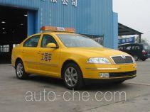Shenchi SQL5024XGCBSD engineering works vehicle