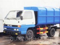 Shenlong SQL5040ZZZ self-loading garbage truck