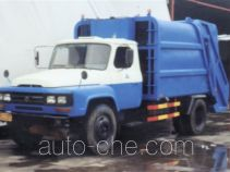 Shenlong SQL5090ZYSH garbage compactor truck