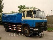 Shenlong SQL5120ZLJG dump garbage truck