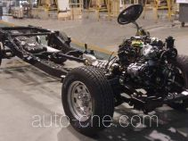 Karry SQR1020H98-S pickup truck chassis