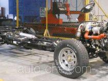 Karry SQR1020H98D-S шасси пикапа