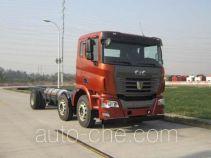 集瑞联合牌SQR1252N5T2-E型载货汽车底盘